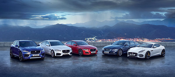 JAGUAR ALL LINEUP